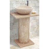 Allstone Group Pedestal Sinks
