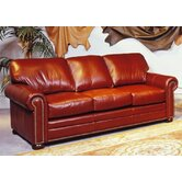 Savannah Leather Sofa