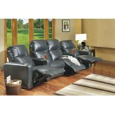 Portland Home Theater Seating (Row of 4)