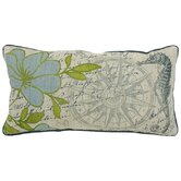 Seafarer Linen Seaside Accent Pillow