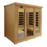 4-Person Luxury Infrared Sauna