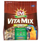 Vita-Mix Parrot Diet Food - 4 lbs