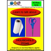 Learn To Talk About Household Items