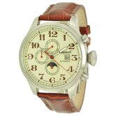 Buffalo III Men's Fine Automatic Watch