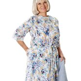 Women's Nursing Home Wheelchair Dress