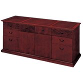 Del Mar Executive Storage Credenza