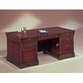 Rue De Lyon 72&quot; W Executive Desk