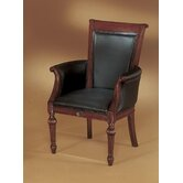 Rue De Lyon Leather Guest Chair
