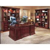 Keswick Executive Office Suite with Bookcases