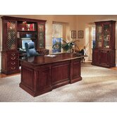 Keswick Executive Standard Desk Office Suite