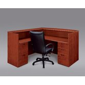 Fairplex Right / Left Reception Desk