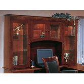 Del Mar 48&quot; H x 72&quot; W Desk Hutch