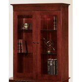 Del Mar 48&quot; H Closed Bookcase