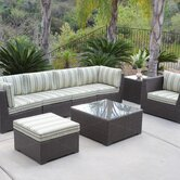 Carmel 8 Piece Sectional Seating Group