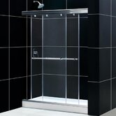 Tub To Shower Kit: Charisma Shower Door and Amazon Shower Base