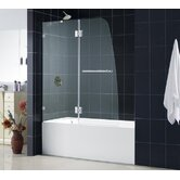 Aqualux Hinged Tub Door