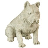 Animals Fido Statue
