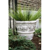 Greenman Florentine Round Pot Planter