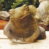 Animals Toad Dude Statue