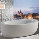 PureScape 174 Freestanding Acrylic Bathtub