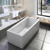 PureScape 714M Freestanding AquaStone� Bathtub
