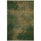 Select Kaleidoscope Inferno Green Rug
