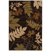 Select Pinnacle Hidden Escape Brown Rug
