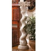 Capitoline Pedestal Plant Stand
