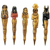 Artifacts of Ancient Egypt Pen Collection (Set of 5)