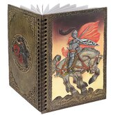 Knight's Valiant Battle Hardcover Journal