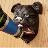 English Bulldog Bottle Opener