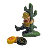 Cactus Cliff Bottle Opener (Set of 2)