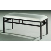Streamline Upholstered Bench