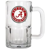 NCAA 20oz Root Beer Style Mug - Primary Logo