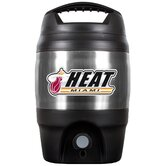 NBA 1 Gallon Tailgate Jug