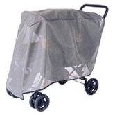 Generic Tandem Stroller Wrap Around Sun Cover