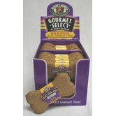 Gourmet Select Organic Biscuit Dog Treat (48-Pack)