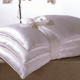 Baby Silk-Filled Pillow in White