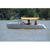 Escapade Pedal Boat with Low Windshield