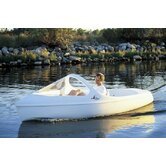 Nauticraft 315 Pedal Boat with High Windsheild