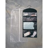 Quick Trip See Through Garment Bag