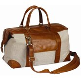 Tuscany Stefan 19.5&quot; Leather Travel Duffel