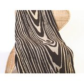 Eco Woodgrain Throw Blanket