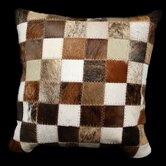 Safari Small Patchwork Pillow