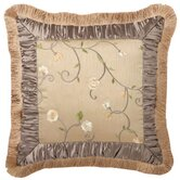 Addison 18&quot; x 18&quot; Pillow with Brush Fringe