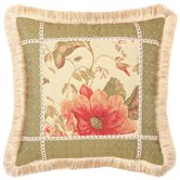 Brianza Pillow with Tassel Trim and Braid