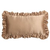 Bacara Pillow with Pleated Fringe