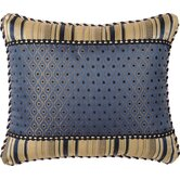 "Hampton 15"" Pillow with Braid and Cord"