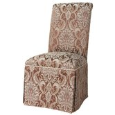 Vellore Microfiber Parsons Chair