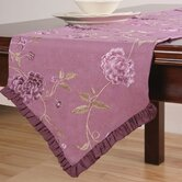 Daphne Table Runner with Embroidery